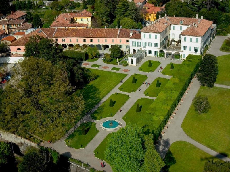 Varese, Villa e collezione Panza