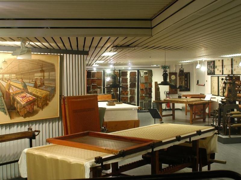 Como, Museo Didattico della Seta
