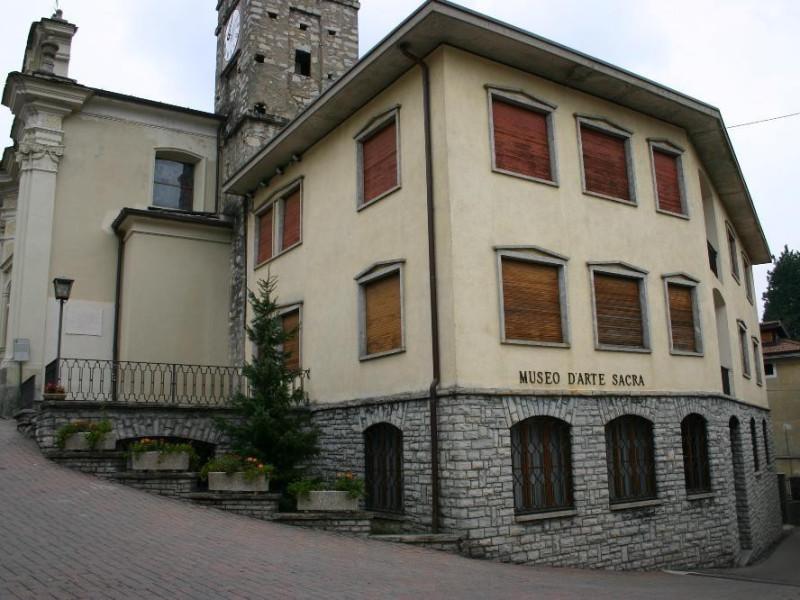 Lanzo d'Intelvi, Museo Diocesano d'Arte Sacra