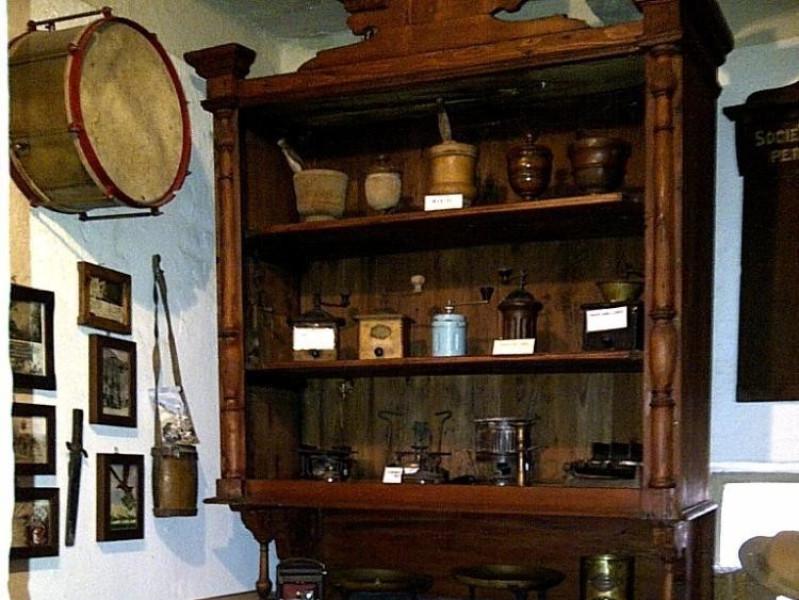Ponna, Casa Museo della Civiltà Contadina