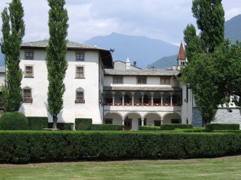 Grosio, Museo Civico Visconti Venosta