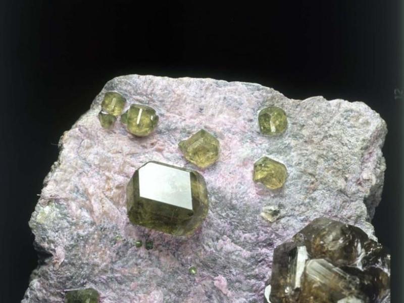 Sondrio, Collezione mineralogica F. Grazioli