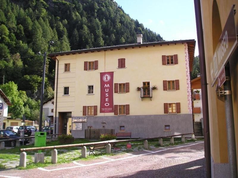 Campodolcino, Museo della Via Spluga e della Val San Giacomo (Mu.Vi.S.)