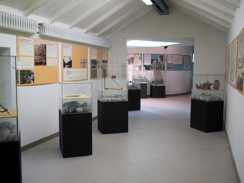 Chiavenna, Sezione Archeologica