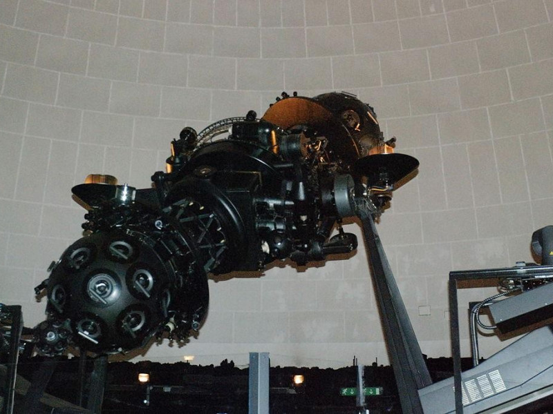 Planetario Ulrico Hoepli
