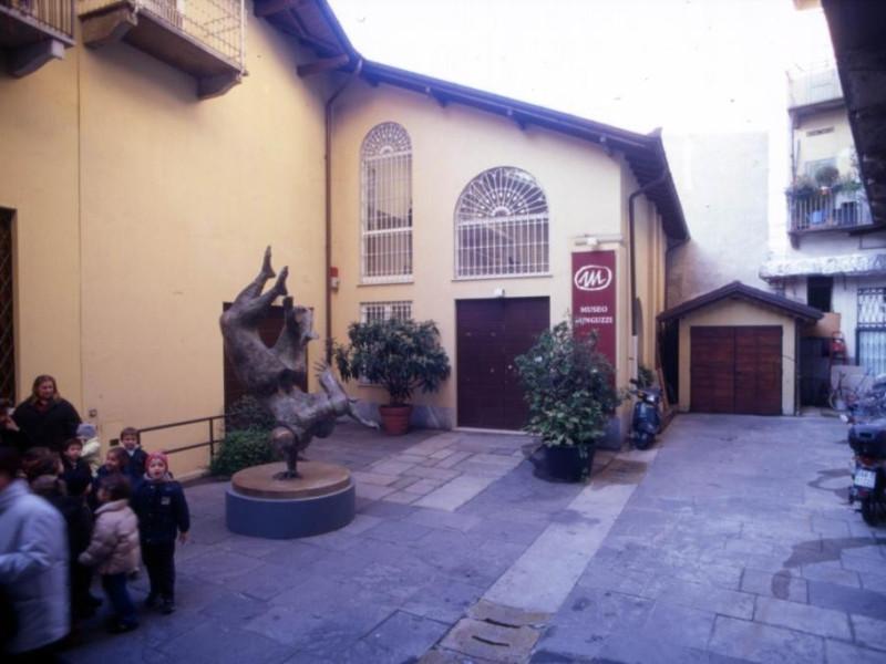 """Fondazione Museo """"Luciano Minguzzi"""""""