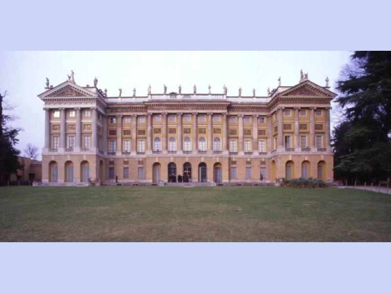 "GAM Galleria d'Arte Moderna - Villa Reale ""Barbiano Belgiojoso"""